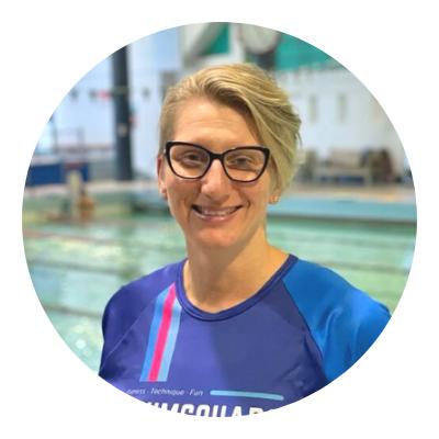 Jillian Walker - Swim Squads Newmarket Coach